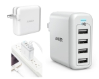 USB x 4-port AC Adapter
