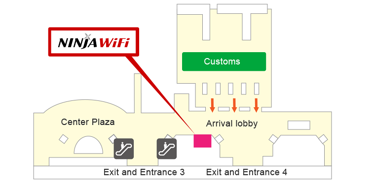 Sendai International Airport Pick-up/Return